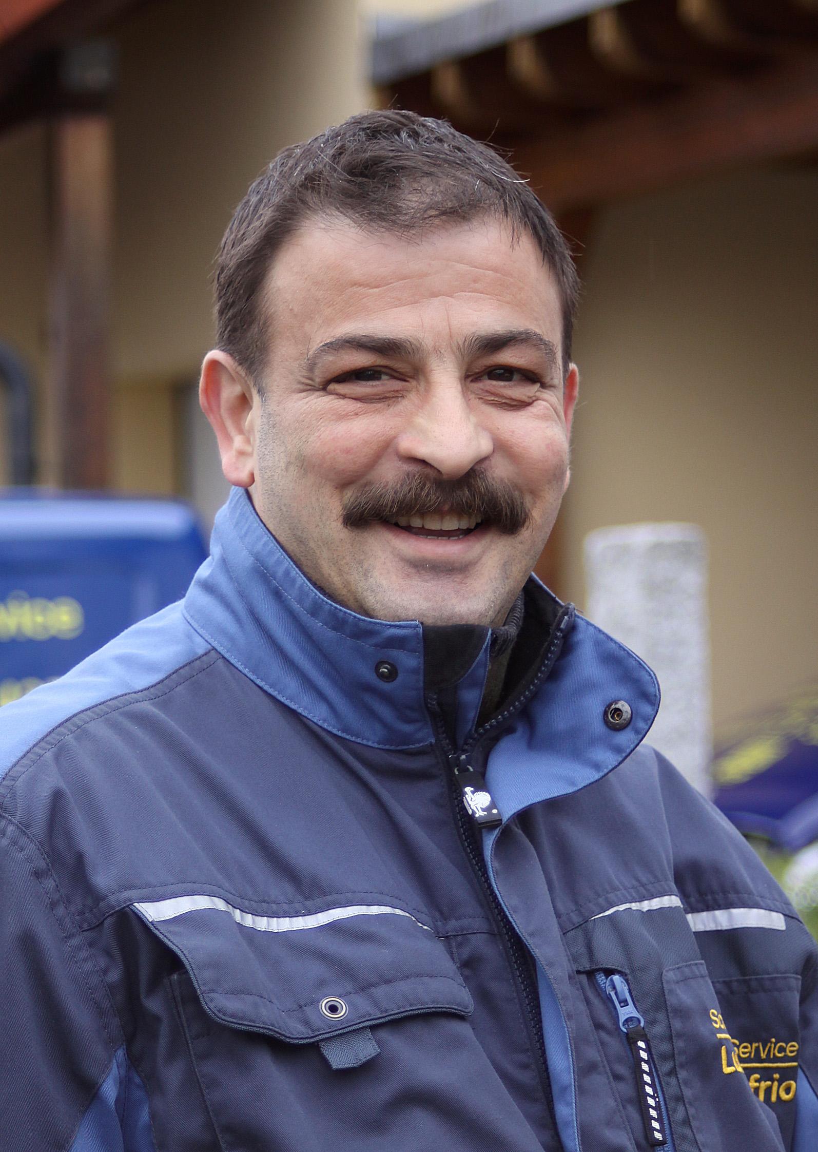 Martino Clarizia, Angestellter